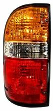 01 02 03 04 Tacoma Left Driver Taillight Taillamp Tail Light Lamp