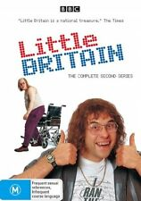 LITTLE BRITAIN Complete Second Series DVD R4