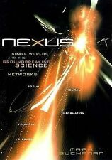 Nexus: The Groundbreaking Science of Networks, Buchanan, Mark