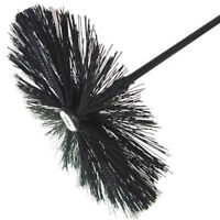 400mm Chimney Sweep Brush - LARGE - Chimney Sweeping Drain (Brush Only) NEW