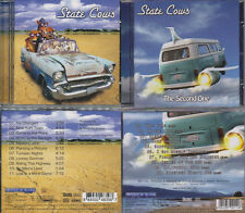 2 CD, state Cows-ST (2010) + the second one (2013) Westcoast AOR, Pages, radiodiffusione