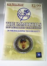 Yankees Lefty Gomez The Immortals 2005 Medallion Collection