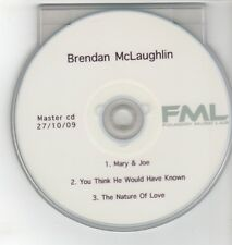 (GO456) Brendan McLaughlin, Mary & Joe - 2009 DJ CD