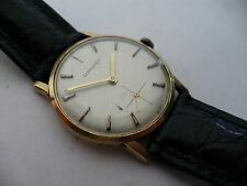 VINTAGE LONGINES Gr370~17j MENS DRESS WRISTWATCH ~1963