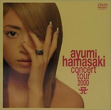 Ayumi Hamasaki DVD concert tour 2000 A part 1 Japan Free Shipping