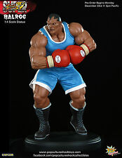 Pop Culture Shock - Street Fighter - Balrog Statue