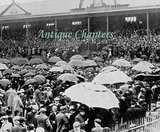 Salford Castle Irwell Racecourse Manchester Cup 1907 Photo Article A214