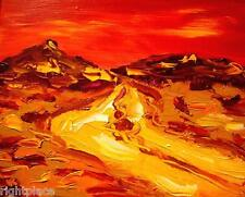 LANDSCAPE  MODERN ABSTRACT PAINTING CONTEMPORARY ART IMPRESSIONIST
