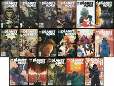 Planet of the Apes 1 2 3 4 5 6 7 8 9 10 11 12 13 14 15 16 Full Set & Annual Lot