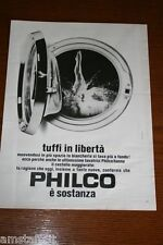 AS24=1972=PHILCO LAVATRICE WASHER MACHINE=PUBBLICITA'=ADVERTISING=WERBUNG=