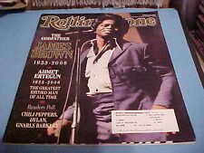 Rolling Stone Magazine January 25 2007 James Brown The Godfather 1933-2006