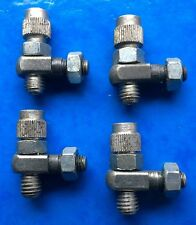 NEW OLD STOCK 4 X WEINMANN BRAKE CABLE ADJUSTERS,L'EROICA,FOR  CARLTON,RALEIGH
