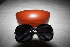 Missoni Sunglasses Black with Matching Hard Case RRP £83 BNWT