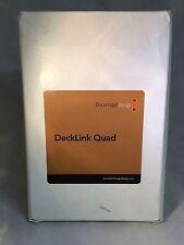 Blackmagic Design DeckLink Quad BDLKDVQD 6928-1