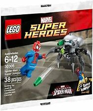 LEGO MARVEL SUPER HEROES ULTIMATE SPIDER-MAN SPIDERMAN SPIDER MAN POLYBAG 30305