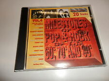 CD  Milestones of Pop & Rock Vol.4