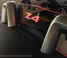 NEW BMW Z4 2009+ E89 Windscreen Windblocker Wind Deflector Lighted Graphics
