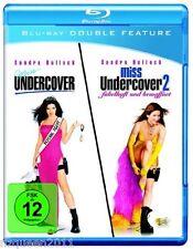Miss Undercover 1 & 2 - Box-Set [Blu-ray] Sandra Bullock * NEU & OVP *