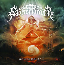 STORMHUNTER  An eye for an I CD great power metal Helloween Running Wild