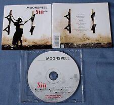 CD von  Moonspell – Sin / Pecado / Century Media – 7890-2