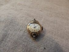 Vintage Octo 10k Gold Plated Watch No Band