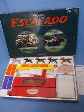 Vintage Chad Valley Escalado Horse Racing Game.