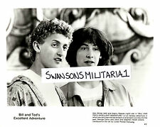 BILL AND TED'S EXCELLENT ADVENTURE MOVIE STILL/PHOTO