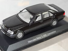 CEF 1/43 Scale  Mercedes S 600 LIMOUSINE classic collection