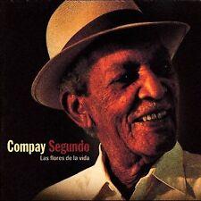 Las Flores de la Vida by Compay Segundo (CD, Nov-2000, Warner Music)