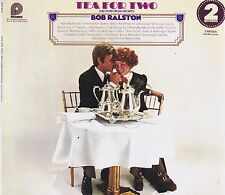 "BOB RALSTON ""Tea for Two"" Vinyl 33 (2 LP Set) Organ Music Records EX Stereo 1972"