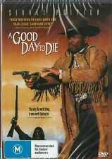 AS GOOD DAY TO DIE - SIDNEY POITIER - BRAND NEW