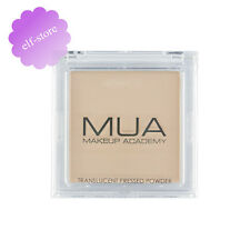 MUA Pressed Powder Translucent Matte smooth & shine–free face NEW