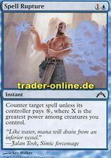 4x Spell Rupture (Zerberstender Zauber) Gatecrash Magic