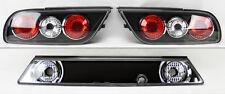 Black Altezza Tail lights FITS Nissan 180SX 200SX 240SX S13