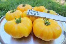 Pork Chop Tomato Seeds - 50 Seeds - Thick and Meaty