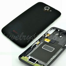 Black Full Housing Battery Back Door Case Cover For HTC One X S720e G23