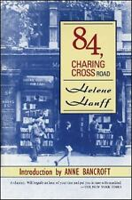 """""""84, CHARING CROSS ROAD"""" by HELENE HANFF - H/C - 1995 - 25TH ANNIVERSARY EDITION"""