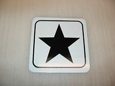 DRESSING ROOM DOOR STAR Metal Sign 4 Play House Theater Back Stage Drama Class