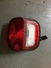 Harley Stock Red Brake Tail Light Sportster Dyna Softail Touring