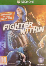 XBOX ONE KINNECT game  FIGHTER WITHIN new sealedCHEAP PRICE FREE POSTAGE
