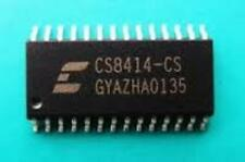 CRYSTAL CS8414-CS SOP-28 96 KHZ DIGITAL AUDIO RECEIVER