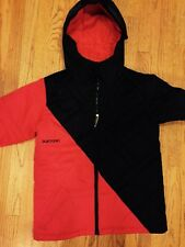 BURTON SNOWBOARDING JACKET YOUTH LARGE 10-12 Chittagong TWC PUFFALUFFAGUS JACKET