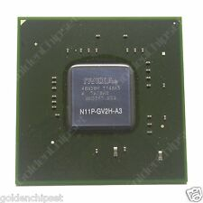 Brand New NVIDIA N11P-GV2H-A3 BGA Chipset GeForce GT320M Vedio Card DC:2011+