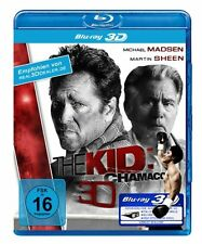 THE KID CHAMACO - 3D/2D Blu Ray Disc -
