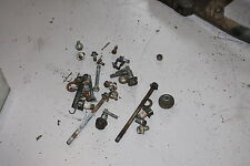 87 YAMAHA YFM100 MOTO 4 YFM 100 Champ ENGINE MOUNTING BOLTS HARDWARE spring part