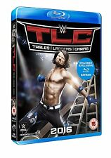 WWE TLC - Tables, Ladders and Chairs 2016 [Blu-ray] *NEU*