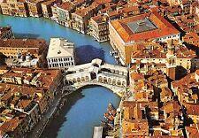 B73514 air view pof rialto Venezia Italy