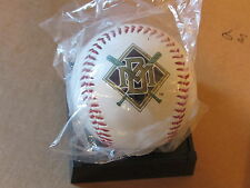 Milwaukee Brewers 1998 American League Gene Budig Commemorative Baseball Sealed