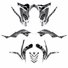 Raptor 700 R graphics kit 2006 2007 2008 2009 2010 2011 2012 #4444 Metal Tribal