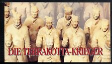 UN / Vienna office - 1997 UNESCO - China - Terracotta Army Mi. 240-45booklet MNH